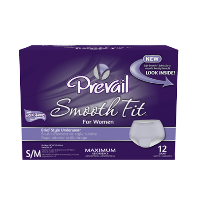 Prevail® SmoothFit Underwear