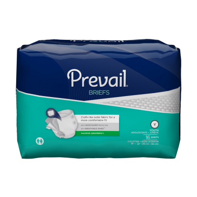 Prevail® Brief Maximum Absorbency