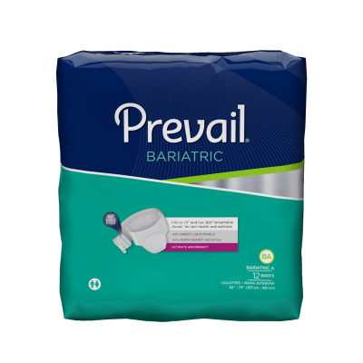 Prevail® Brief Ultimate Absorbency – Bariatric