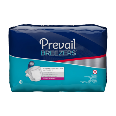 Breezers by Prevail Brief