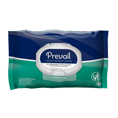 Prevail® Fragrance Free soft Pack with Press-N-Pull Lid