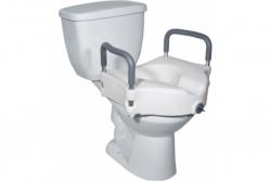 Raised Toilet Seats / Toilet Safety Frame
