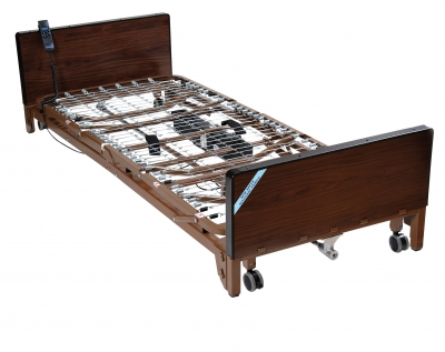 Delta™ Ultra-Light 1000 Full-Electric Low Bed