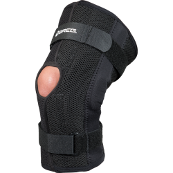 economy hinged knee brace