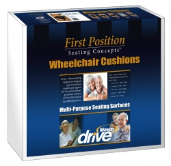 Gel/Foam Wheelchair Cushion