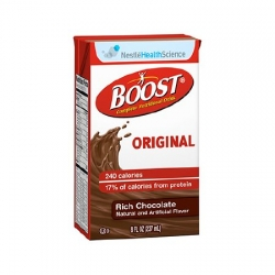 Oral Supplement Boost® Rich Chocolate