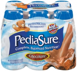 Pediatric Oral Supplement PediaSure® Chocolate 8 oz. Bottle Ready to Use