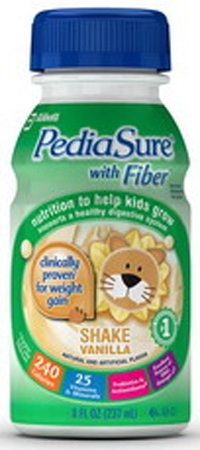 Pediatric Oral Supplement PediaSure® with Fiber